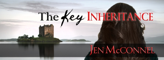 Cover Reveal: The Key Inheritance