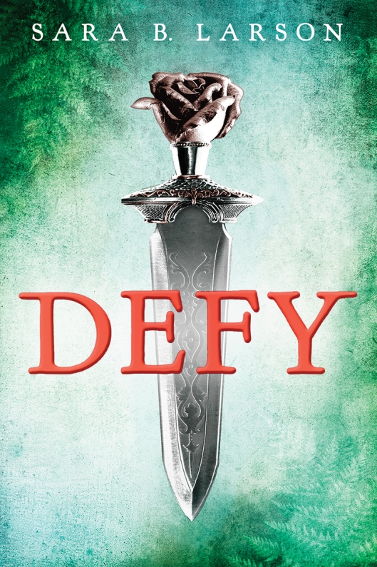 DEFY Front Cover
