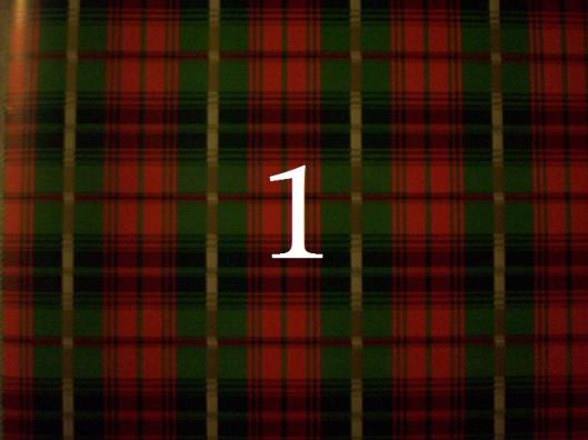 12 days of Scotland 1