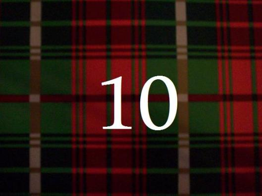 12 days of Scotland 10