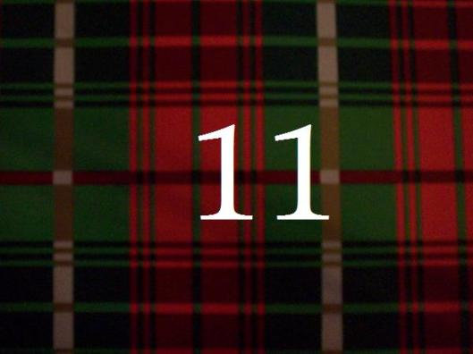 12 days of Scotland 11