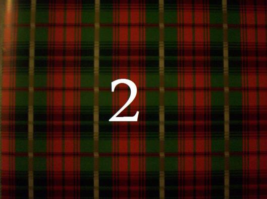 12 days of Scotland 2