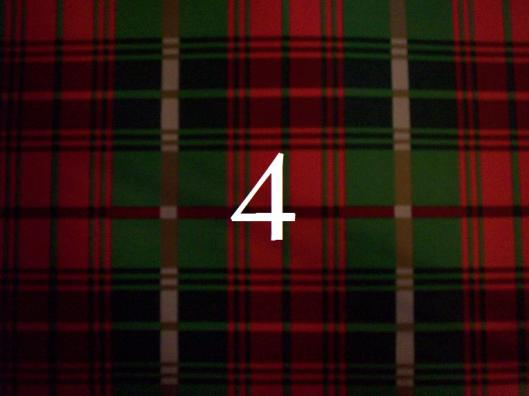 12 days of Scotland 4