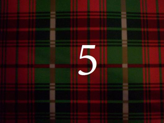 12 days of Scotland 5