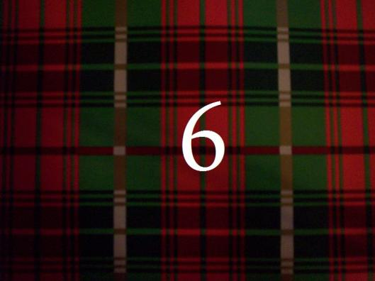 12 days of Scotland 6