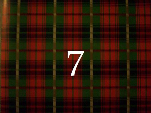 12 days of Scotland 7
