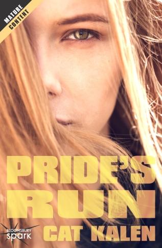 Pride's run Cover bloomsbury
