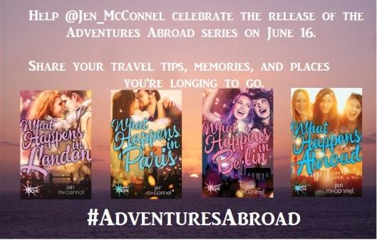 #AdventuresAbroad